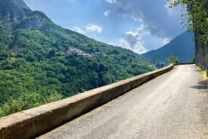 Aiglun & the Col de Bleine