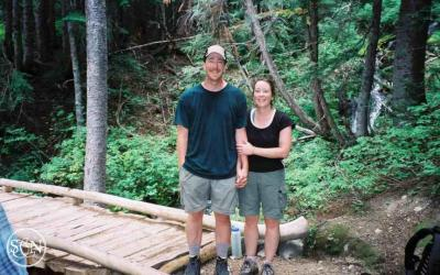 Marriage & the Pacific Crest Trail: 5 Great things