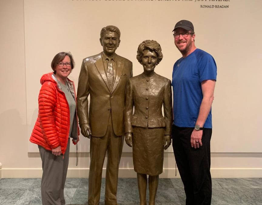 Ronald Regan Presidential Library