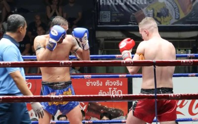Bangkok: Muay Thai (Boxing)