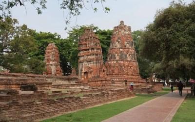 Bangkok Day trip to Ayutthaya, Thailand