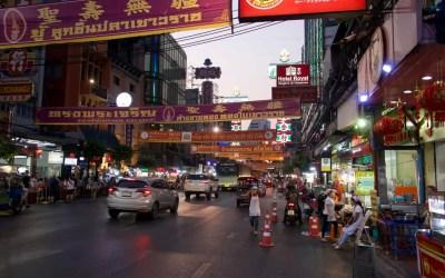 Bangkok: Chinatown Market Street food
