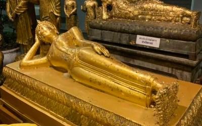 Highlights of Bangkok's Wat Pho and the Reclining Buddha