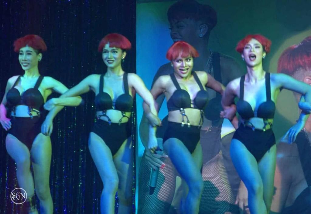 Rihanna pays a visit at the Calypso