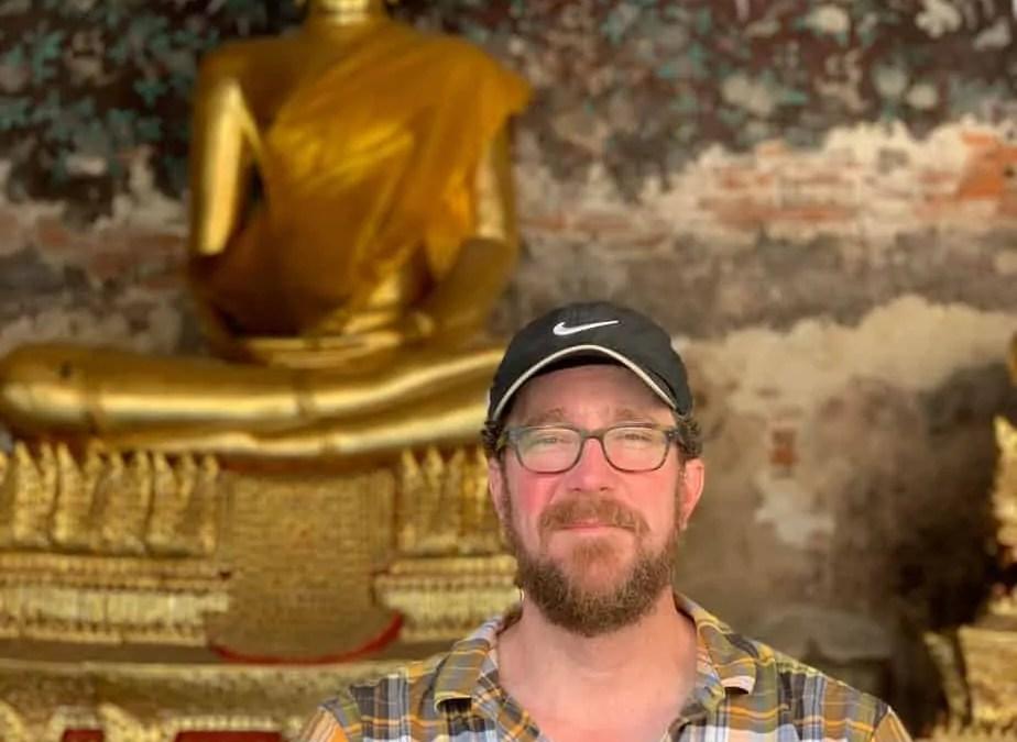 Wat Suthat: Bangkok's Jewel of a Temple