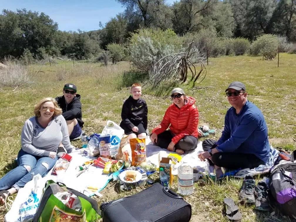 Danielle's picnic