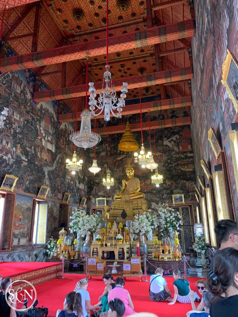 Buddha at Wat Arun