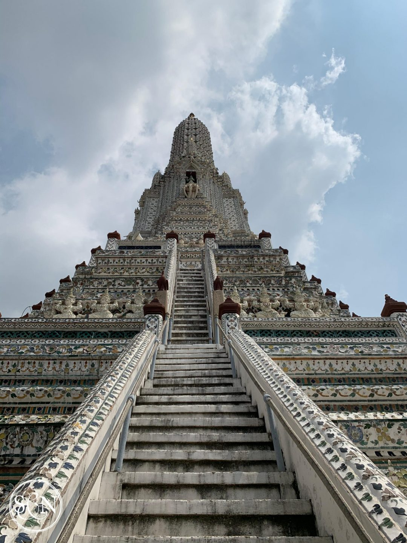 Wat Arun Central Prang