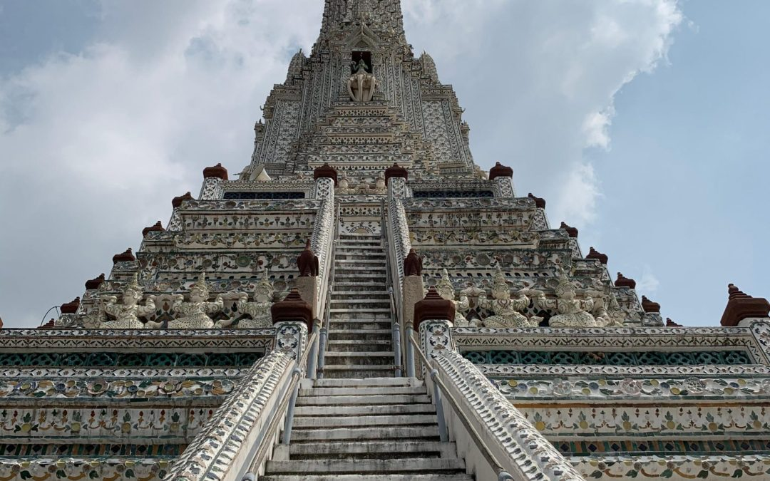 Wat Arun Central Prang
