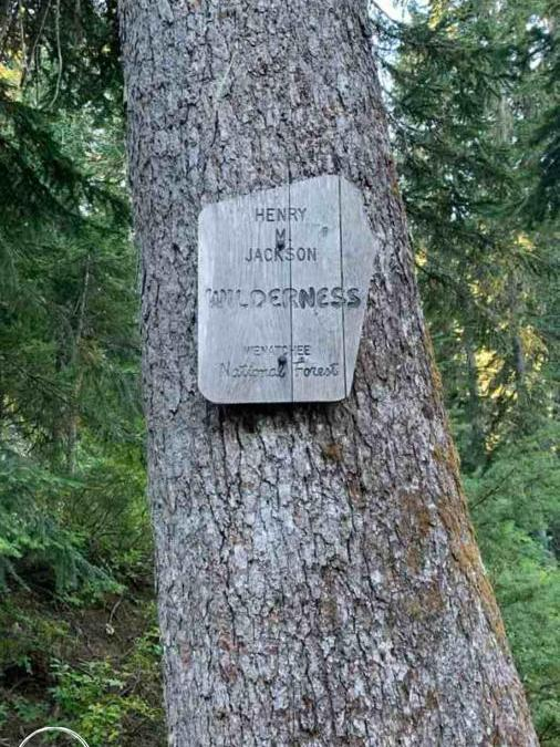 PCT sign post