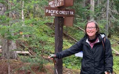 Goal Setting for the PCT and why I hike