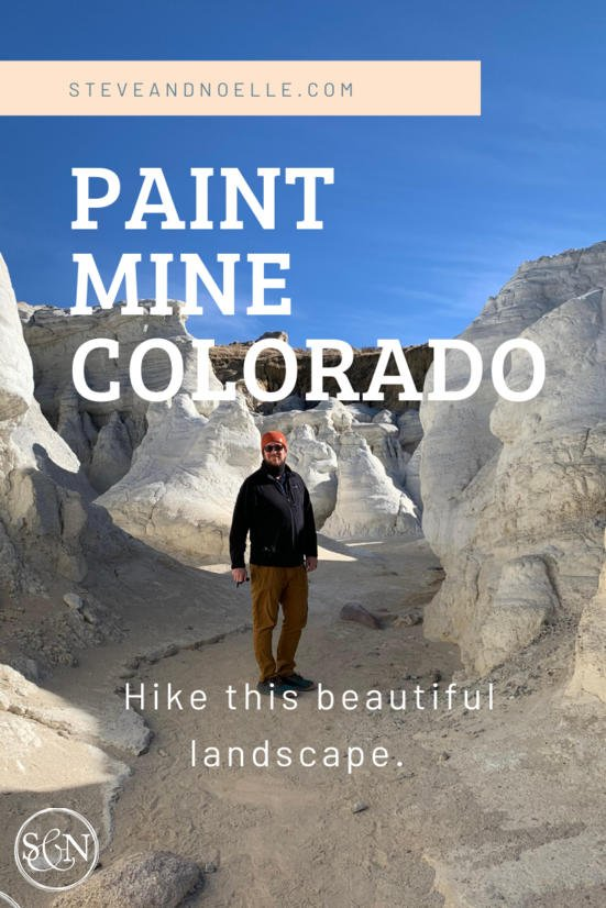 Paint Mine Colorado