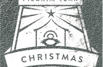 Pilgrim Year Christmas Logo