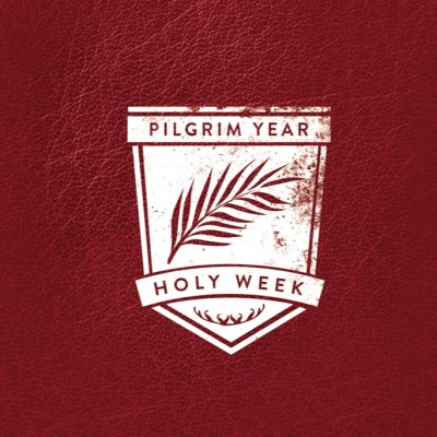 Pilgrim Year Holy Week Book Cover