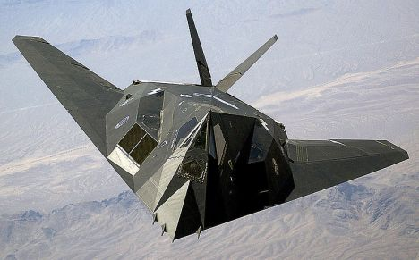 F-117 Nighthawk - 1st Stealth Ground Attack Plane