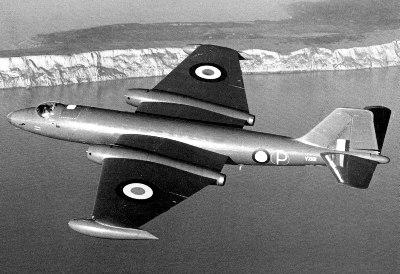 British Canberra PR3 - Overflew Kapustin Yar 1953