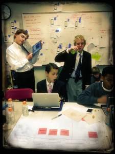 Hawken Middle School LLP class