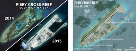 Firery Cross Reef investing español, noticias financieras