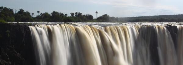 Victoria Falls Wide