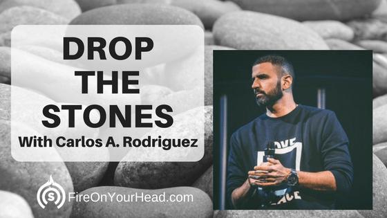 Carlos Rodriguez Drop the Stones
