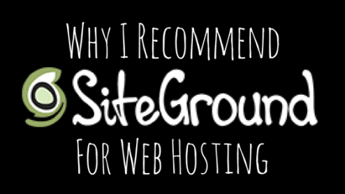 I recommend SiteGround