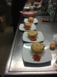 Pork and Kimchi Pies