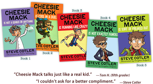 Image result for cheesie mack book