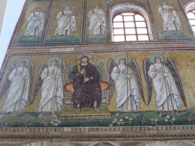 Ravenna: Basilica di Sant'Apollinare Nuovo.