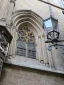 Barcelona: Capilla de Santa Ágata in the Plaça del Rei.