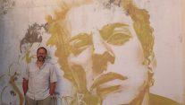 Granada: Placeta Joe Strummer.