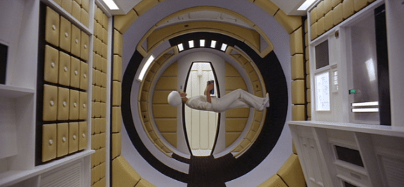 2001-a-space-odyssey-stewardess-walking-on-space-age-velcro