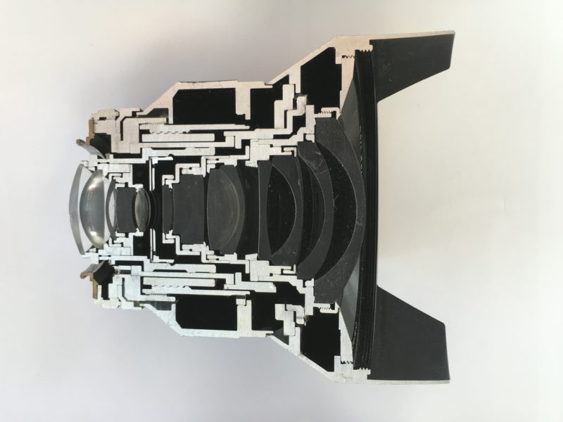 Zeiss cut away