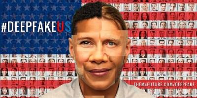 DeepFakeUS - the mcfuture podcast with steve faktor