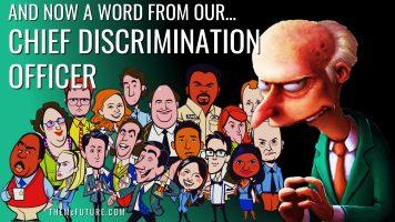 chief discrimination officer - the mcfuture podcast steve faktor ideafaktory.com