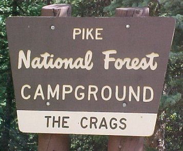 Image result for The Crags Campground