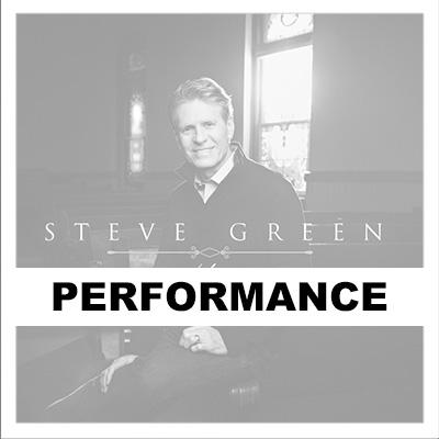 Steve Green Hymns Performance Tracks