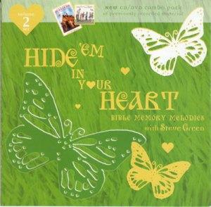 Hide'em In Your Heart Vol. 2 Steve Green