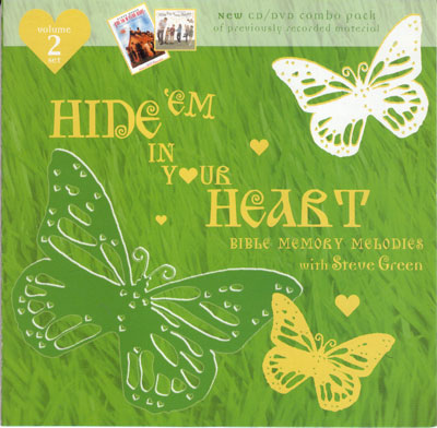 Hide'em In Your Heart Vol. 2 Steve Green
