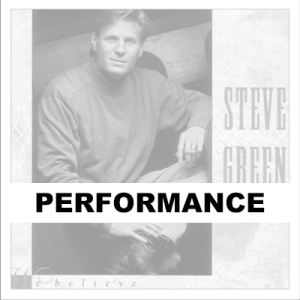 We Believe Performance Tracks