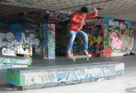 South Bank Skatepark