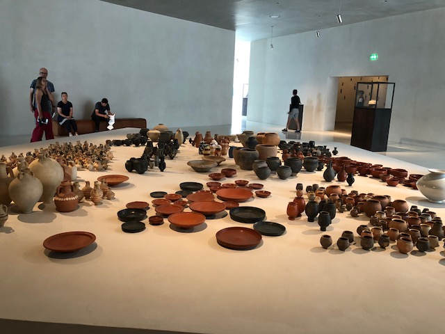 Various pottery found in Cologne from the 1st-4th centuries