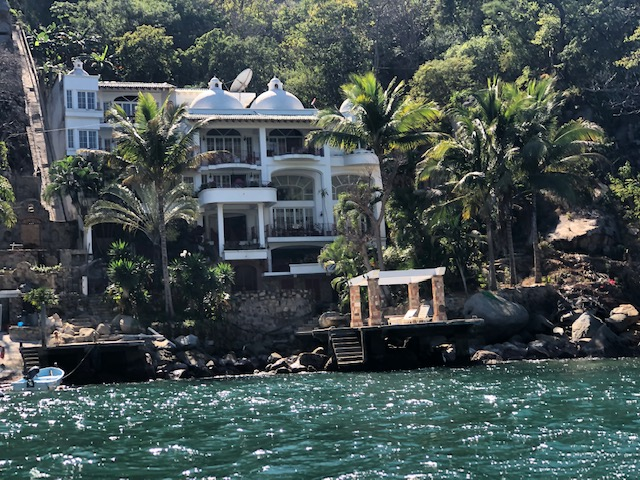 Nice house on the water