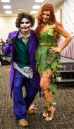 Joker and Poison Ivy