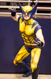 Old school Wolverine