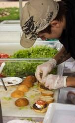 Alive Top Chef Burger Challenge