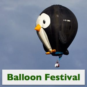 balloon festival photos