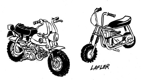 Minibikes