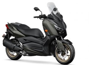 Xmax motorcycle