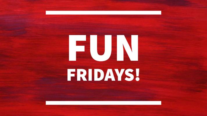 Fun Fridays – October 1, 2021 | written by Steve Laube