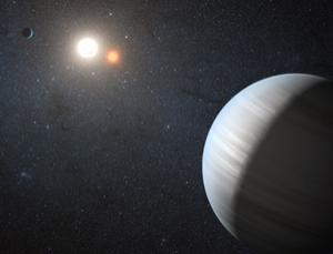 Kepler finds exoplanet that could have a moon like the ...